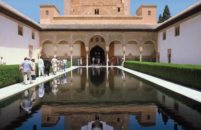 Nasrid Palaces | Turismo de Granada