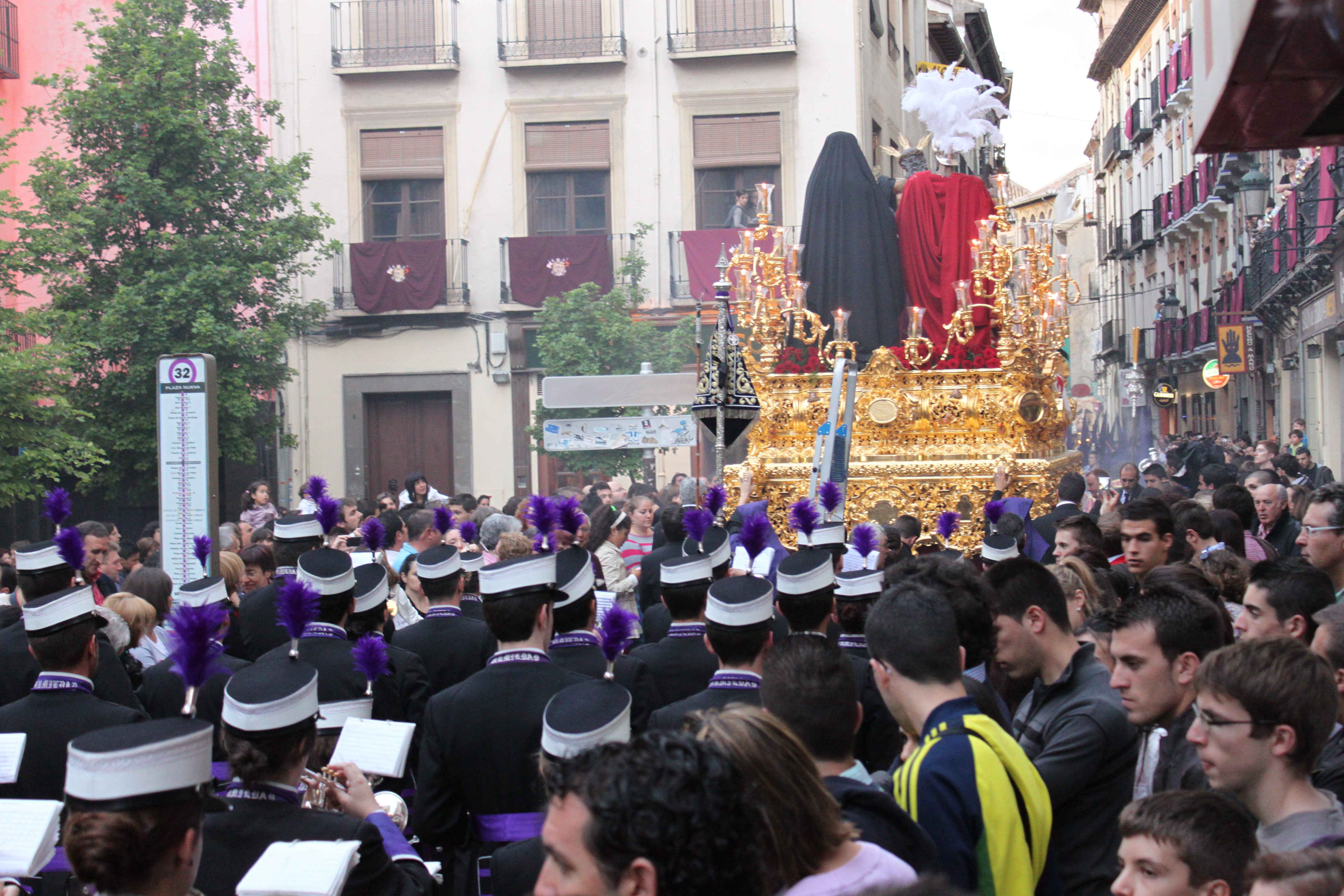 Experience the Passion of Jesus in Granada