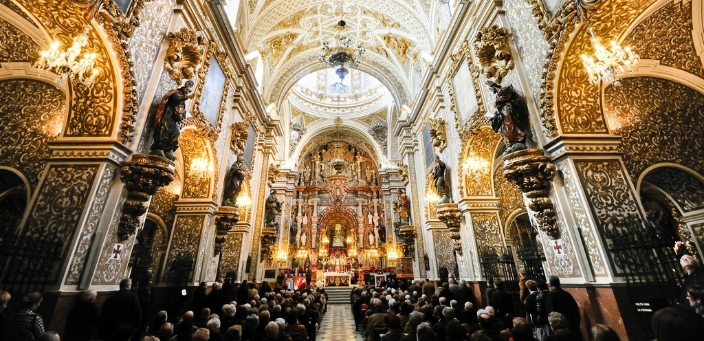 Granada pays tribute to the city's patroness in the last weekend of September