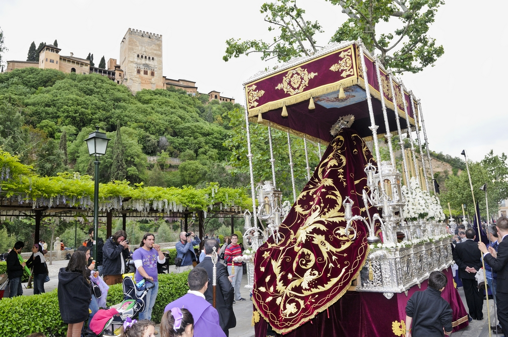 Holy Week in Granada, a festival of International Tourist Interest
