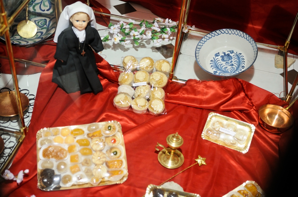 Convent sweets and pastries are an essential part of the Christmas holidays